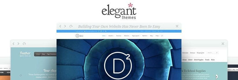 ElegantThemes – Beautiful Premium WordPress Themes