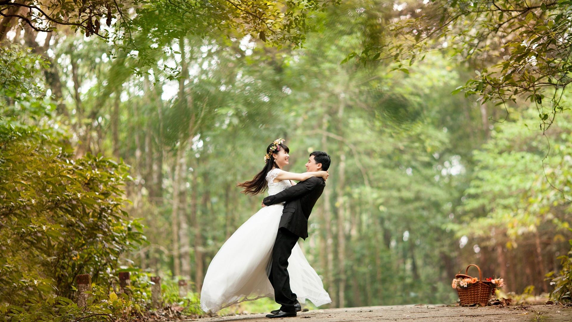Il existe même des applications mobiles pour préparer votre mariage