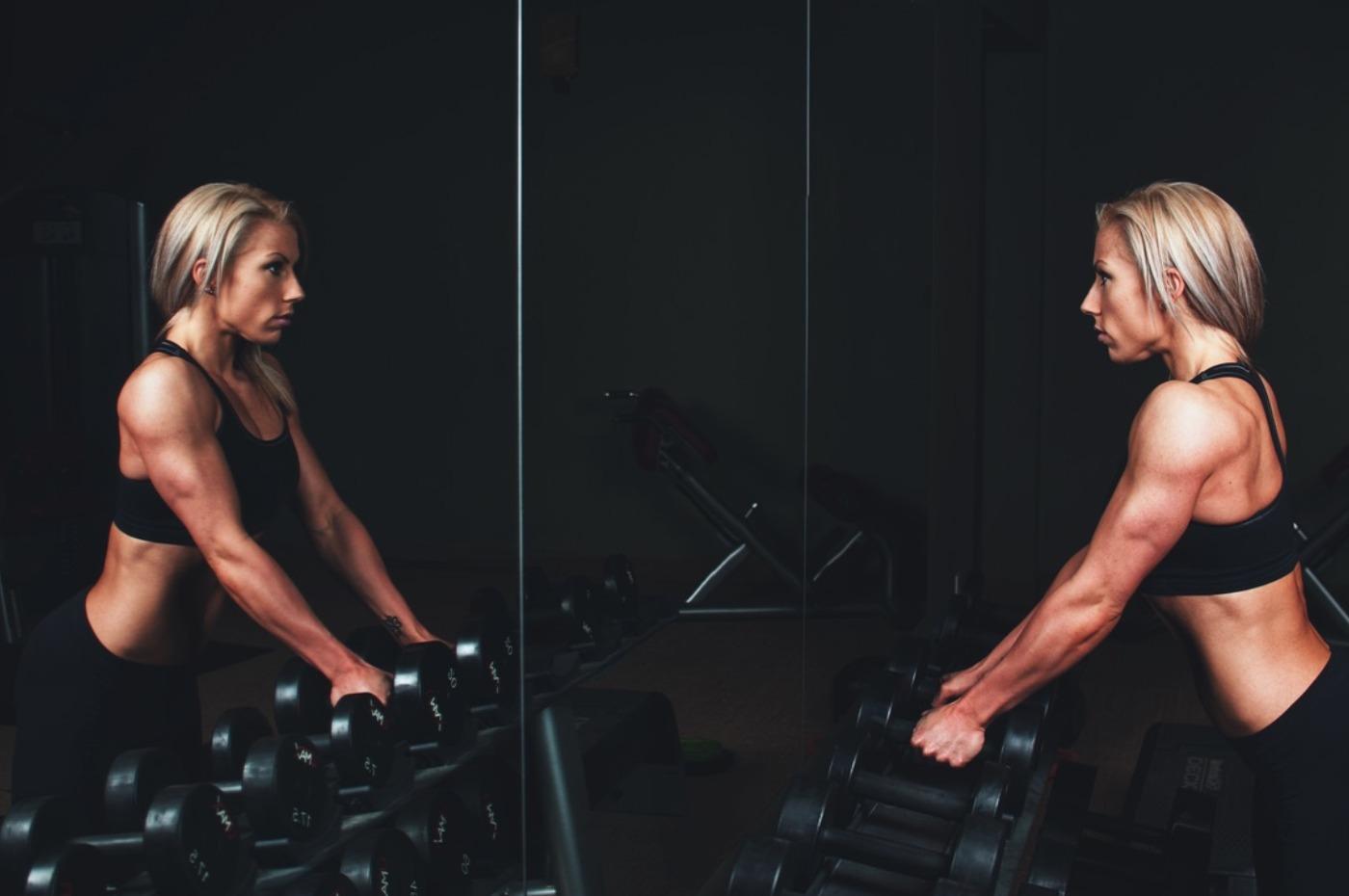 Se maintenir en forme avec la musculation