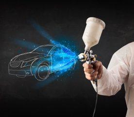 Comment effectuer la rénovation de la peinture de son véhicule ?
