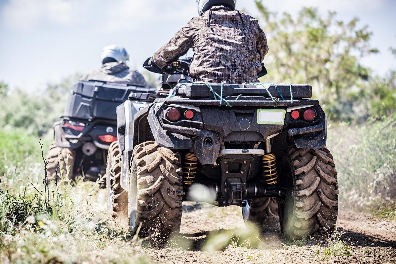 Les équipements à avoir pour faire du quad