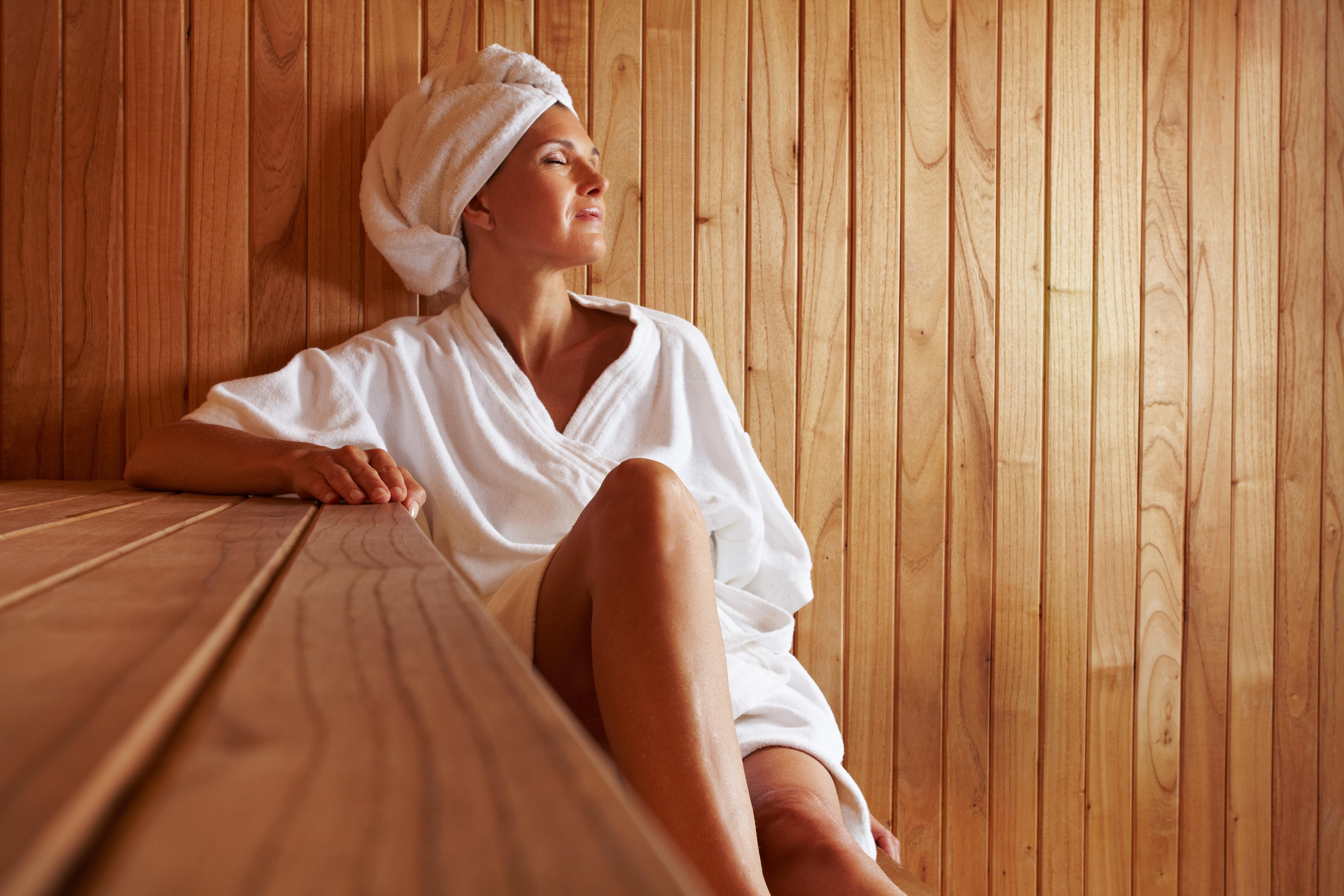 Conseils particuliers pour un novice du sauna