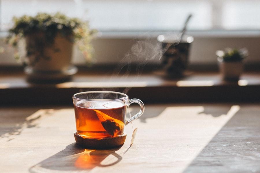 Les différentes sortes de thé