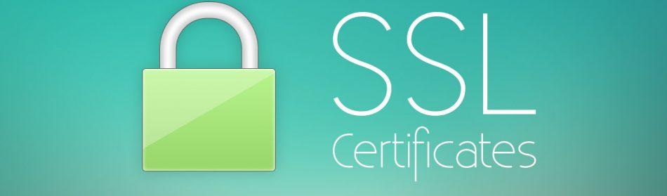 Le certificat SSL.