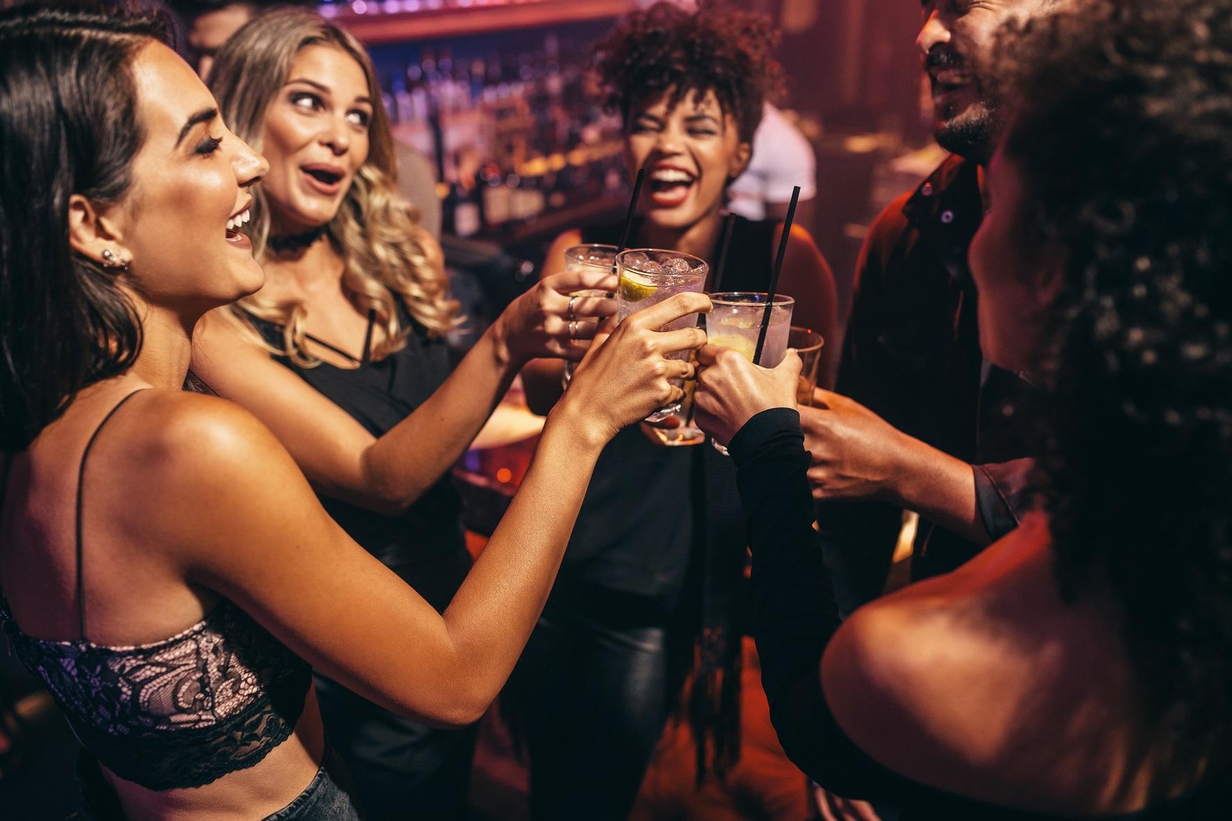 Les cocktails à boire dans les bars