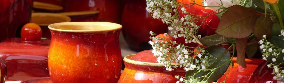 Soignez sa décoration avec des poteries originales