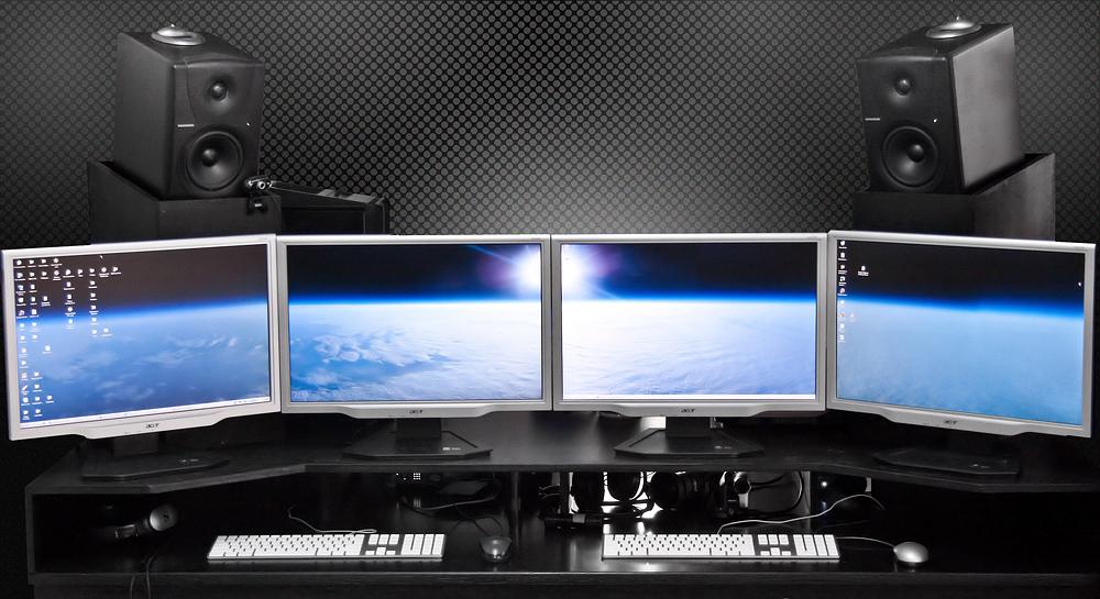 Une autre approche des jeux vidéo avec le multi-screen