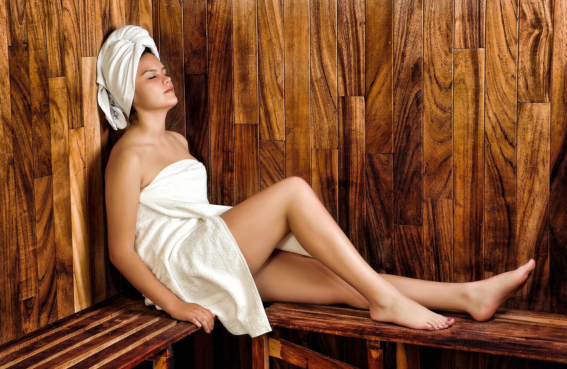 Préparer son corps pour le sauna