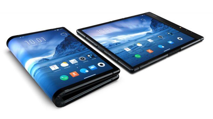 Royole FlexPai : une tablette chinoise avec un écran pliable