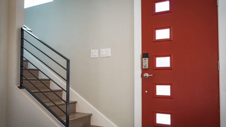 Des stickers de porte pour votre Home Sweet Home