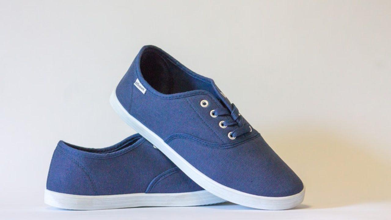 GOMNEAR Hommes Causual Respirant Engrener Fonctionnement Athl/étique Chaussures Poids l/éger S/échage Rapide De Plein air Sneaker de Mode EUR47=UK11, Blue
