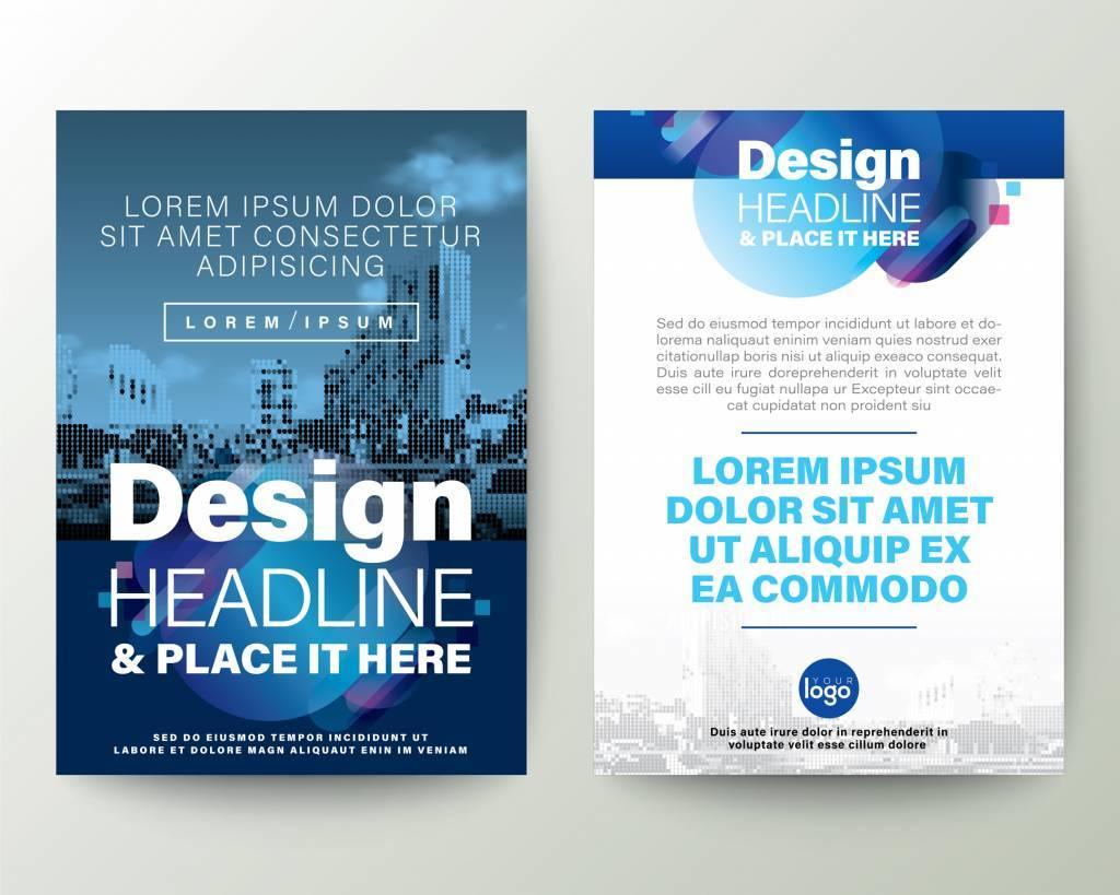brochure publicitaire