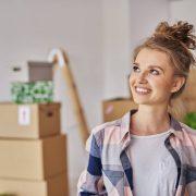 Choisir la location meublée pour moins d'encombrements